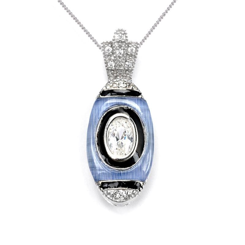 V Jewellery Necklaces Deco Chanin Pendant