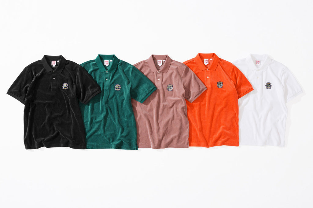Supreme & Lacoste Capsule Collection Spring/Summer '18 Week 9