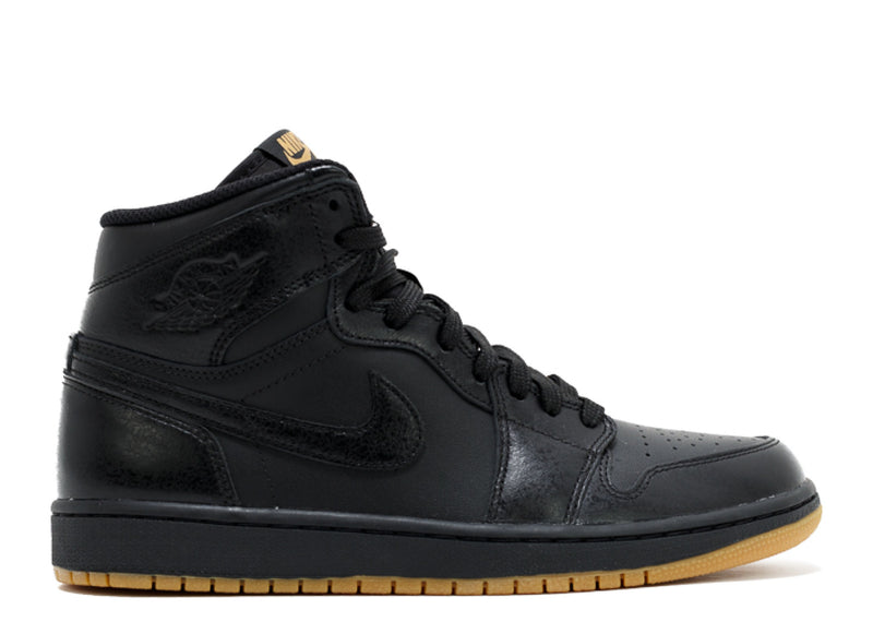 Air Jordan 1 Retro High OG - Black Gum - 555088020-*