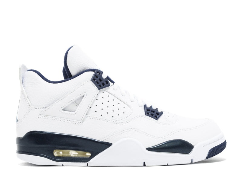 Air Jordan 4 Retro LS - Legend Blue - 314254107-*