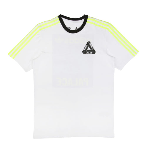 Adidas X Palace M Main Tee Shirt - White