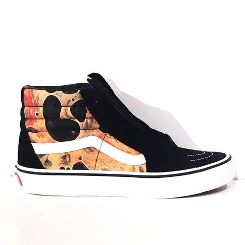 Supreme Blood And Semen Sk8-Hi Vans - Black-*