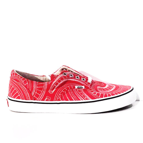 Supreme Vans Era Spiral - Red -*