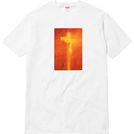 Supreme Piss Christ Tee - White -*