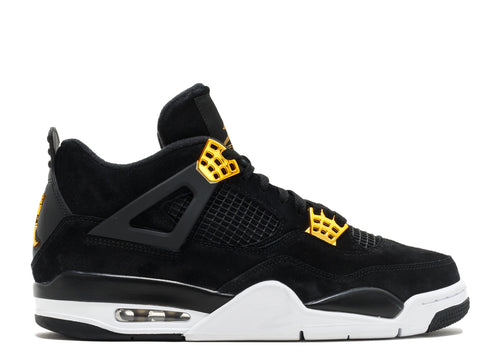 Air Jordan 4 Retro - 308497032 - Black-*