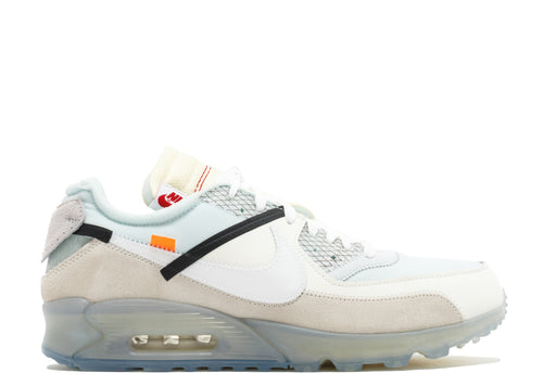 The 10: Nike Air Max 90 - AA7293100 - Off White Air Max 90