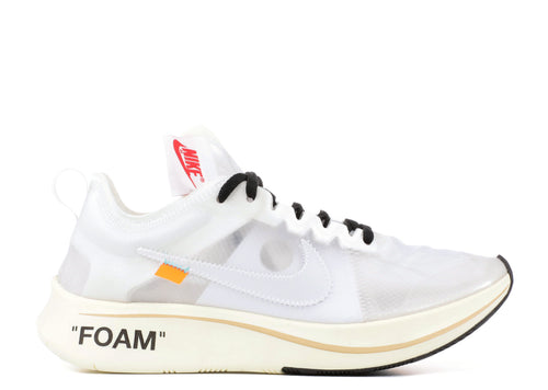 The 10: Nike Zoom Fly - AJ4588100 - Off White Zoom Fly