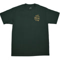 Anti Social Social Club Tee - Green w/ Gold
