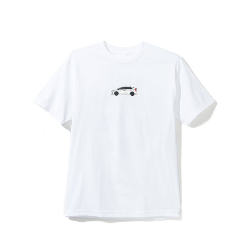 Anti Social Social Club YO Tee - White w/ Black