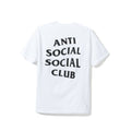 Anti Social Social Club HMU Tee - White