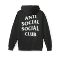 Anti Social Social Club Buffalo Chicken Hoodie - Black
