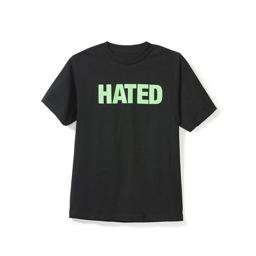 Anti Social Social Club Hated Tee - Black