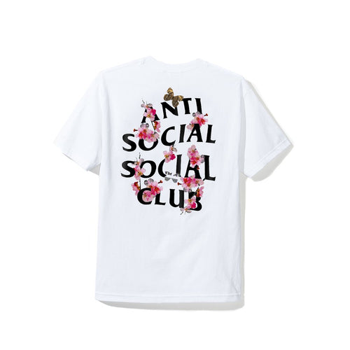 Anti Social Social Club Kkoch Tee - White