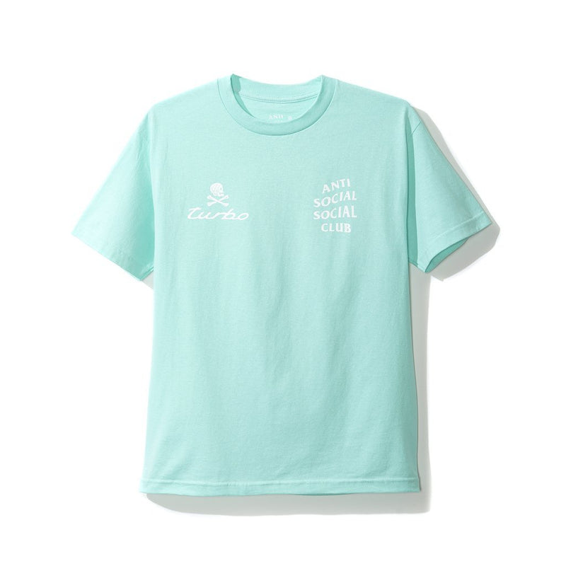 Anti Social Social Club 911 Tee - Teal