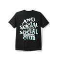 Anti Social Social Club Filth Fury Tee - Black
