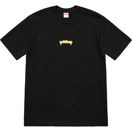 Supreme Fronts Tee - Black