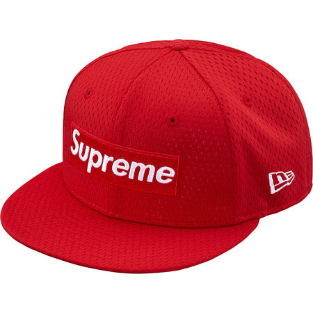 Supreme Mesh Box Logo New Era - Red 5f86954caf1