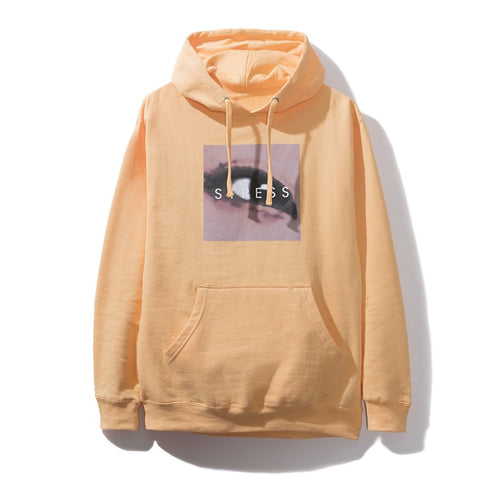 Anti Social Social Club Stress Hoodie - Pale Orange
