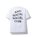 Anti Social Social Club Cigz Tee - White