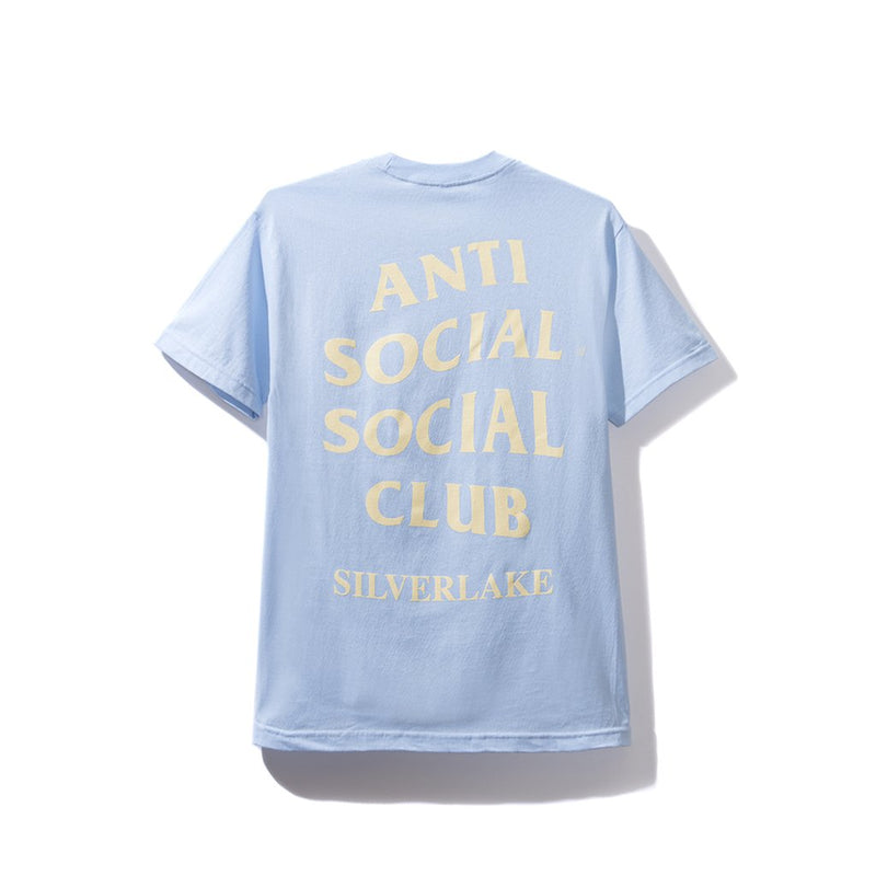 Anti Social Social Club Sliverlake - Blue/Yellow