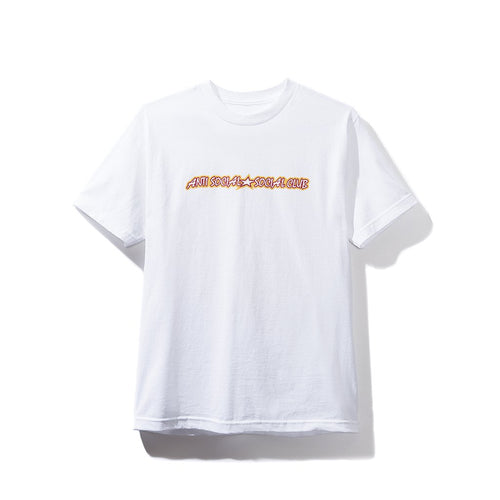 Anti Social Social Club JDM Star - White