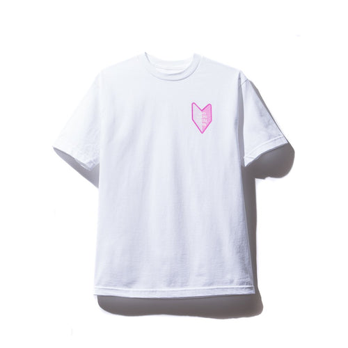 Anti Social Social Club S2K Tee - White