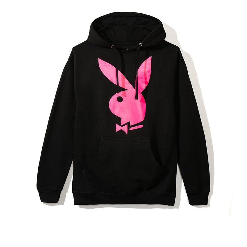 Anti Social Social Club Playboy Hoodie - Black