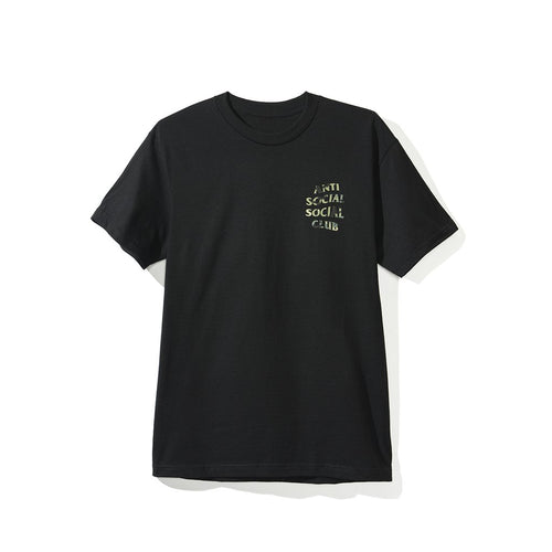Anti Social Social Club Woody Tee - Black