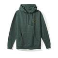 Anti Social Social Club Woody Hoodie - Green W/ Green Camo