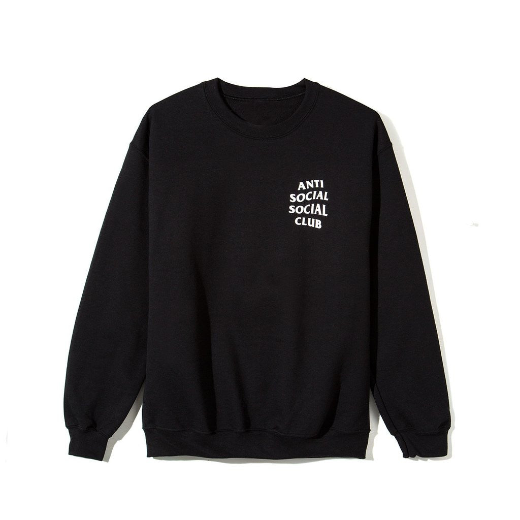 Anti Social Club Crewneck