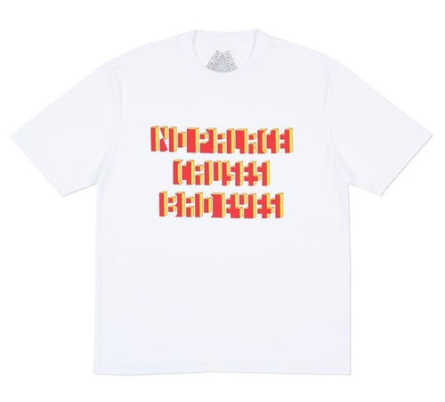 Palace Bad Eye Tee - White
