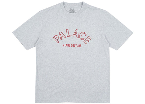 Palace Couture Tee - Grey