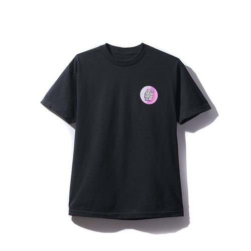 Anti Social Social Club Surfs Up Tee  - Black