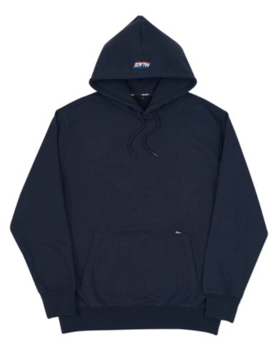 Palace Basically A Hoodie - Navy