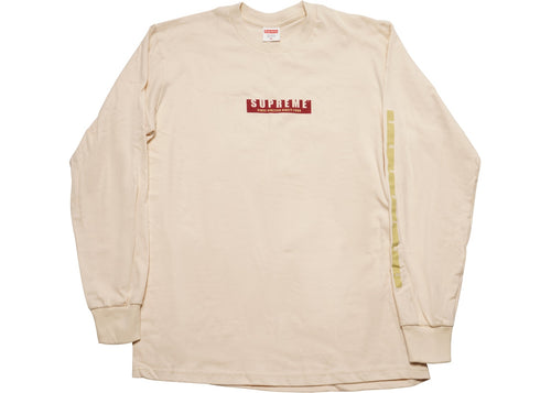 Supreme 1994 LS Tee Natural