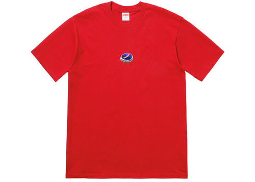 Supreme Bottle Cap Tee - Red