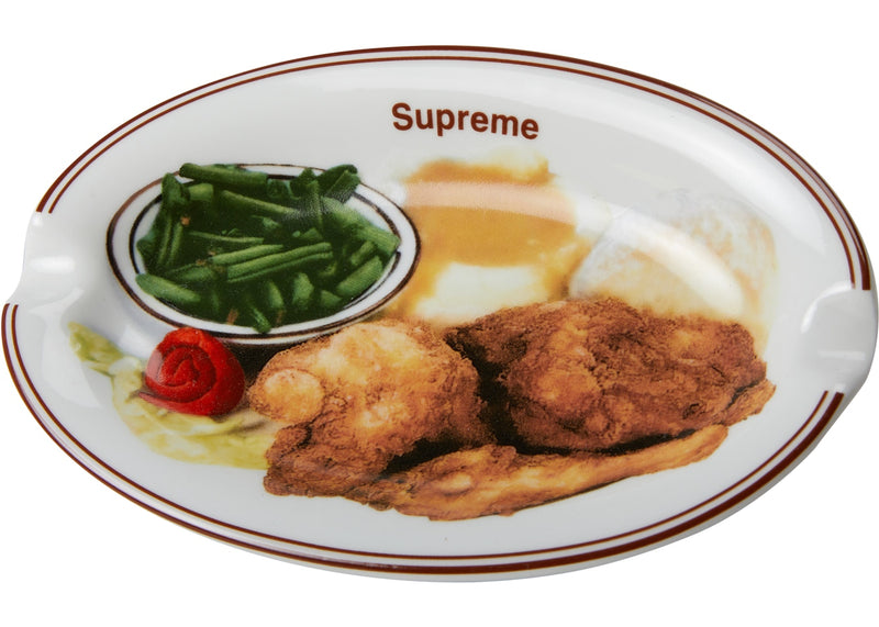 Supreme Chicken Dinner Ashtray - OC