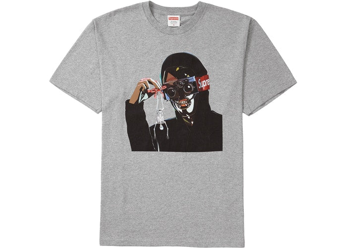 Supreme Creeper Tee Heather Grey