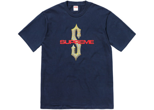Supreme Diamonds Tee - Navy