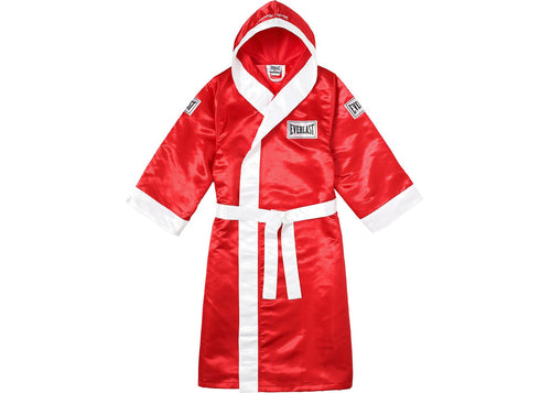Supreme X Everlast Boxing Robe - Red