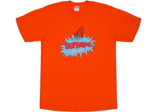 Supreme Ganesha Tee - Orange