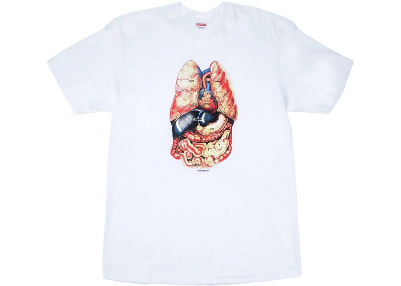 Supreme Guts Tee - White