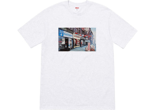 Supreme Hardware Tee - White