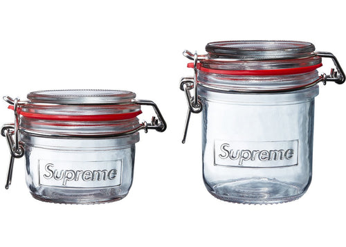 Supreme Glass Mason Jar Set - OC