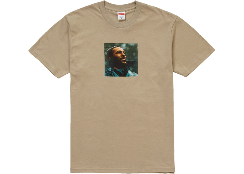 Supreme Marvin Gaye Tee Clay
