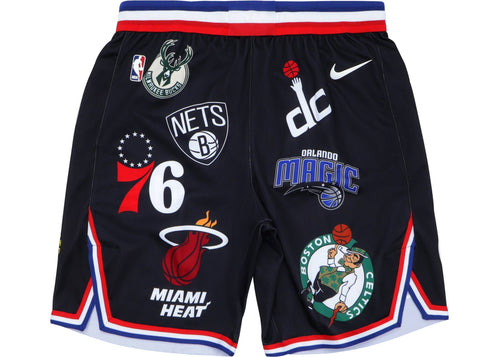 Supreme Nike/ NBA Teams Shorts - Black