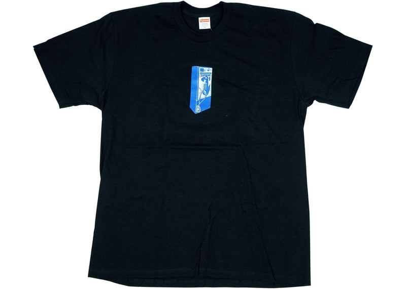 Supreme Payphone Tee Black