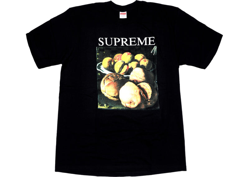 Supreme Still Life Tee - Black