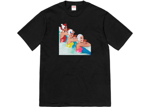 Supreme Swimmer Tee - Black