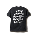 Anti Social Social Club Blocked Tee - Black